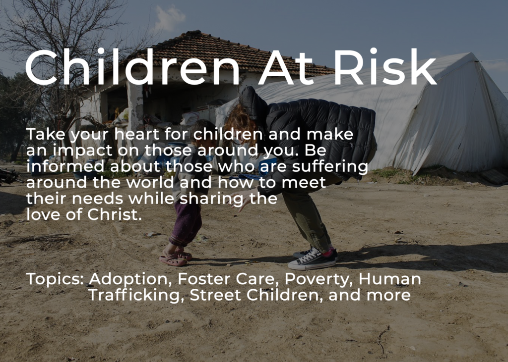 Childred at risk