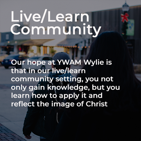 live learn community