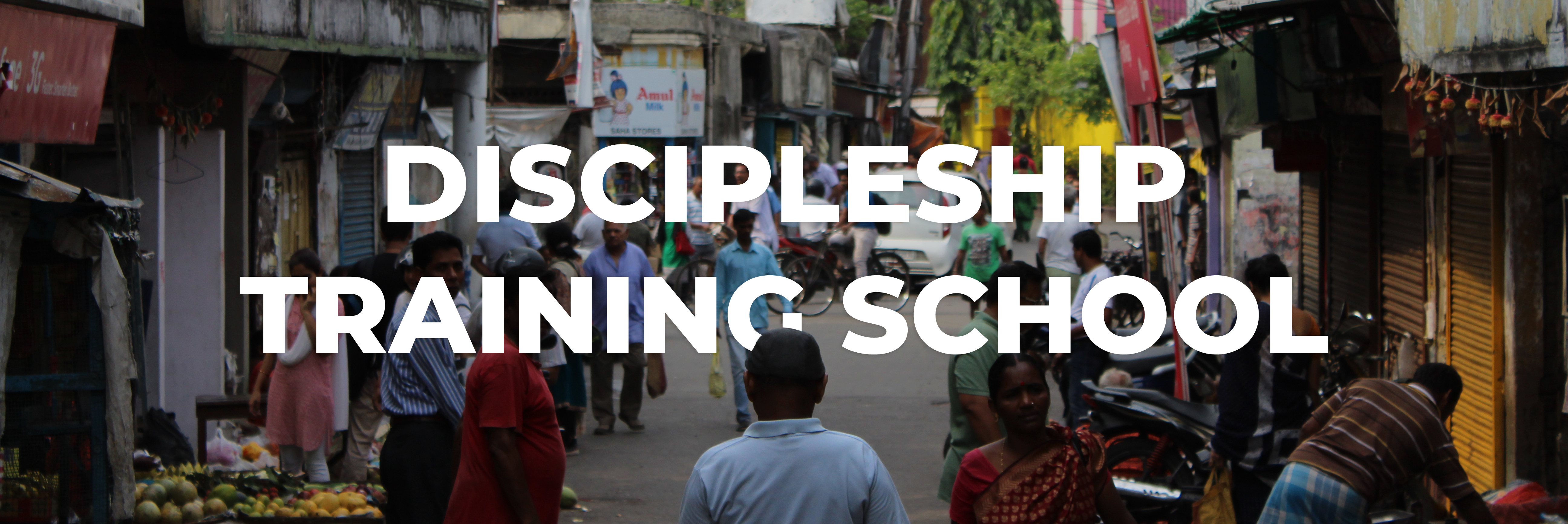 Discipleship training school