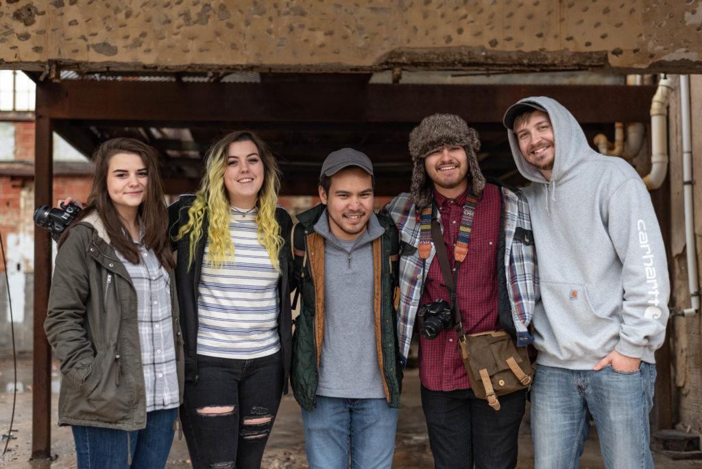 Fall 2018 Discipleship Training School Photography & Storytelling Track Group Photo